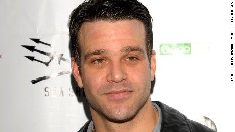 Nathaniel Marston's mother says the actor was severely injured in a crash.