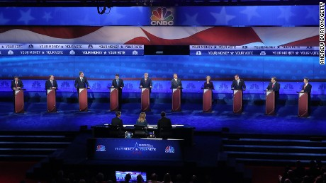 Are GOP candidates floundering?