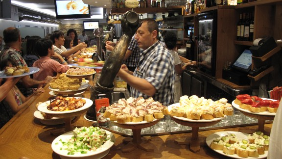 Spain's version of the Mediterranean diet combined with strong family networks is believed to enhance life expectancy among its population. In Spain, average life expectancy at age 60 is 85.