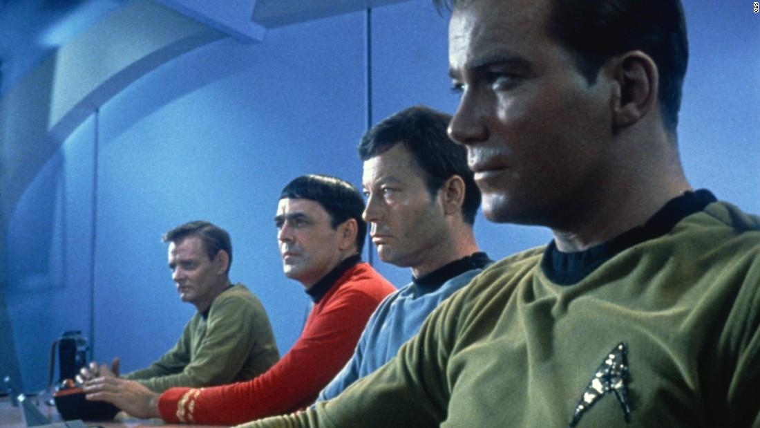 "A worldwide cultural phenomenon was birthed on September 8, 1966 -- something no one involved with ""Star Trek"" could have predicted. The sci-fi series premiered on NBC that day, and almost 50 years later, it has perhaps the most enduring following of any show in TV history. A new voyage will begin in 2017 on CBS All Access. Here are some big moments in the history of ""Trek."""