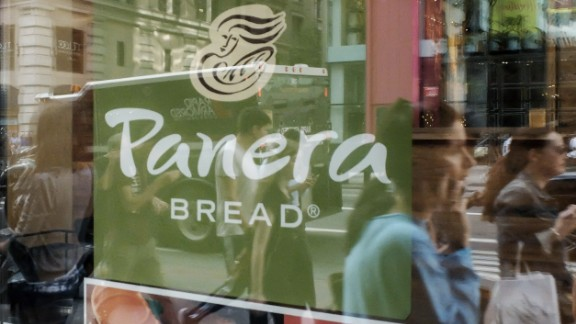 "Panera Bread - Grade: A ""We're proud to have led the way on antibiotic reduction for more than a decade, starting with introducing chicken raised without antibiotics in 2004,"" Sara Burnett, director of wellness and food policy at Panera, said in a statement. ""Today at Panera, 100% of poultry, bacon, breakfast sausage and ham served on sandwiches and salads is raised without antibiotics."""