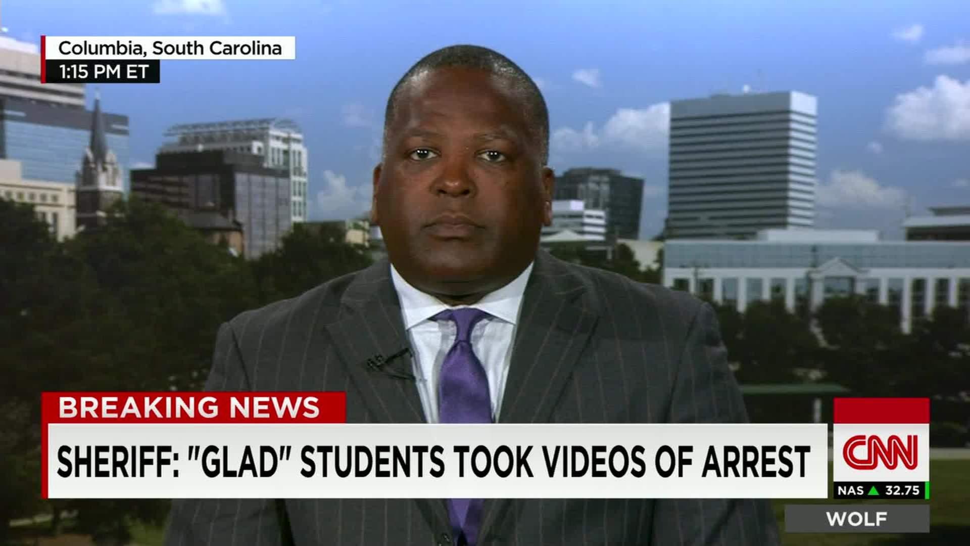SC Mayor reacts to firing of officer in school assault CNN Video