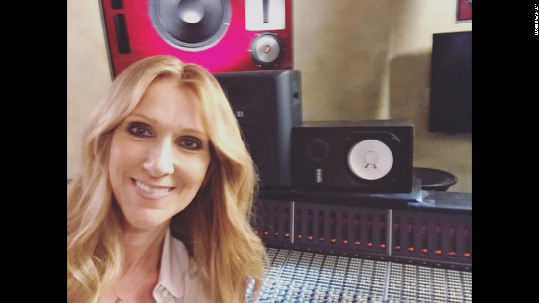"Celine Dion posted a selfie to open her new Instagram account on Tuesday, October 27. ""Hello Instagram!"" <a href=""https://instagram.com/p/9Whs_3jPmx/?taken-by=celinedion"" target=""_blank"">the singer said.</a>"