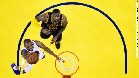 Andre Iguodala: From handmade hoops to NBA champion