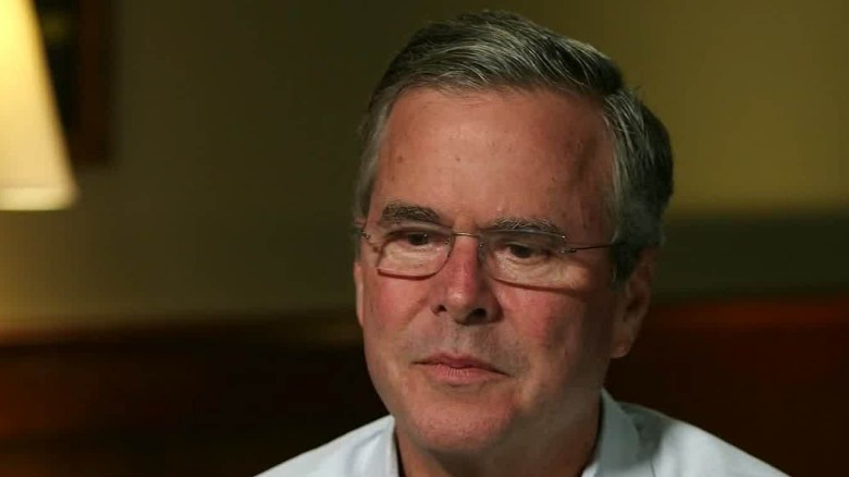 Bush: I don't want to let my parents down