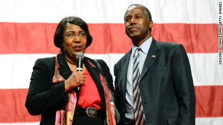First on CNN: Emails show Ben, Candy Carson selected $31,000 dining set
