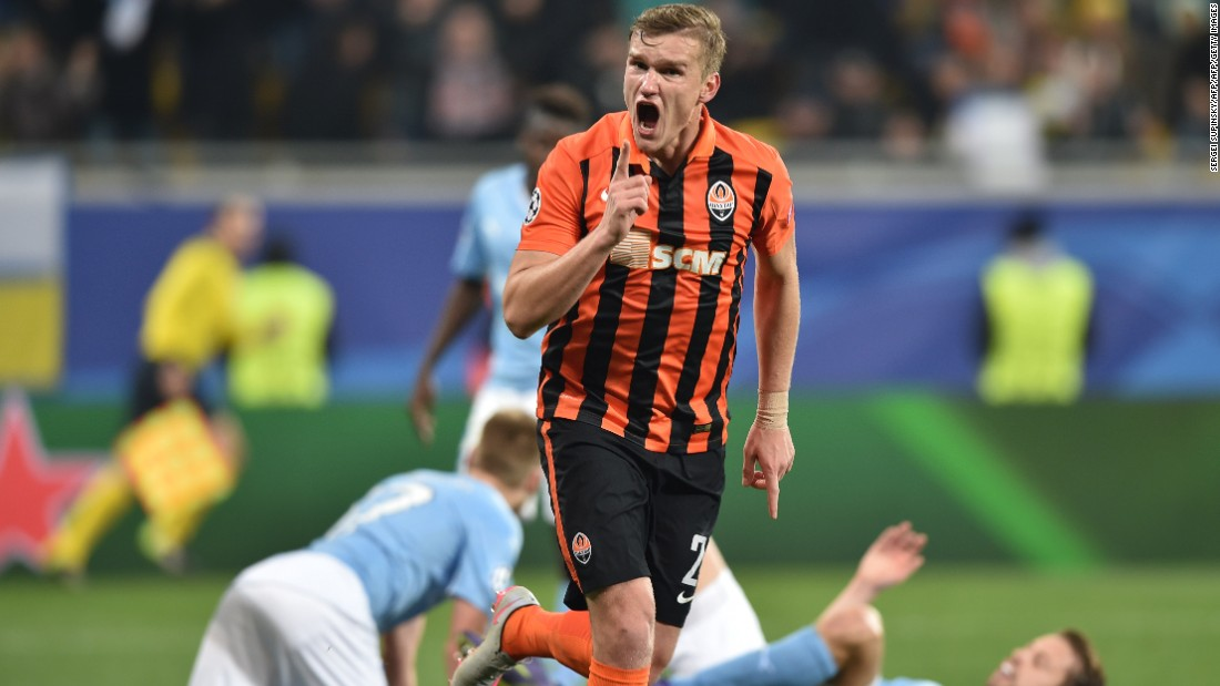 Shakhtar Donetsk's 4-0 win at home to Malmo ensured Real went through with two games to spare.
