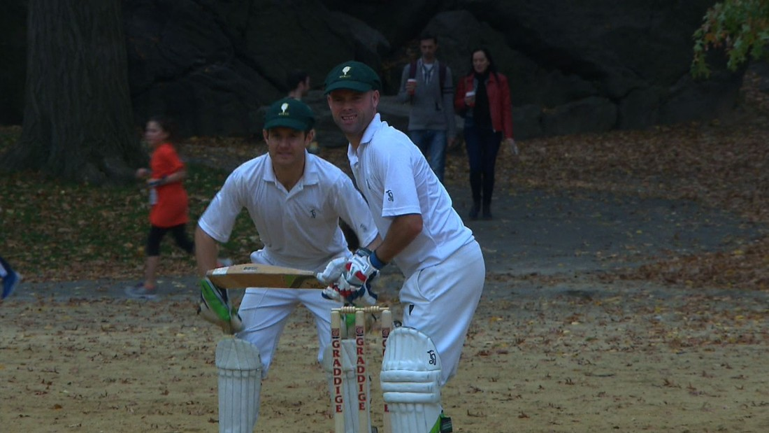 Explaining cricket, the world's second-most popular sport, to Americans
