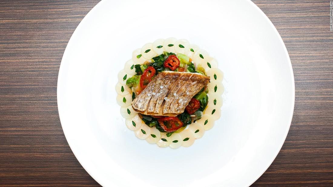 recipe: gordon ramsay sea bass recipes [16]