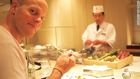 Tim Ferriss: My first trip to Japan | CNN Travel