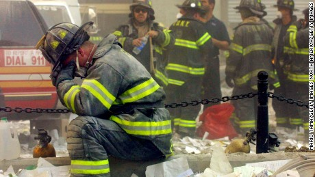 Why we must keep telling the FDNY's 9/11 story