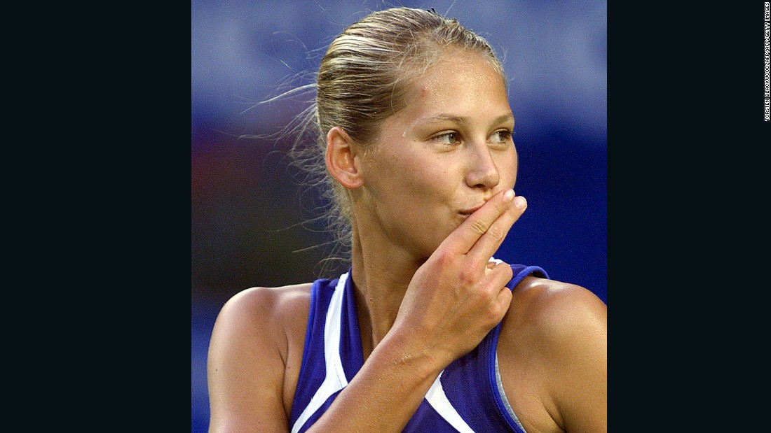 san francisco offer discounts large discount Anna Kournikova: How 'marketing monster' seduced world - CNN