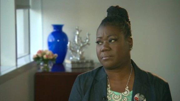 "Trayvon Martin's mother, Sybrina Fulton: ""I think black people are ... expected to forgive."""
