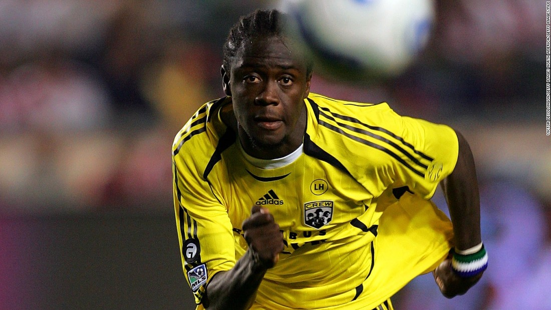 He was first drafted in the MLS by Columbus Crew, but left after the 2007 season and moved to San Jose and Houston before joining Kansas.