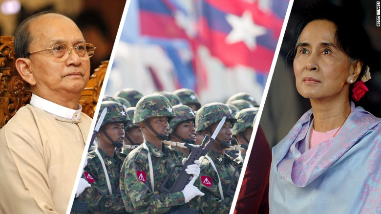 Myanmar elections draw scrutiny over Hillary Clinton's record ...