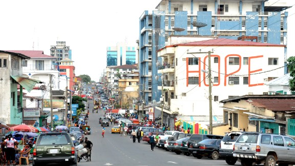 In Liberia, 69% of people reported that they had paid a bribe in the past year.
