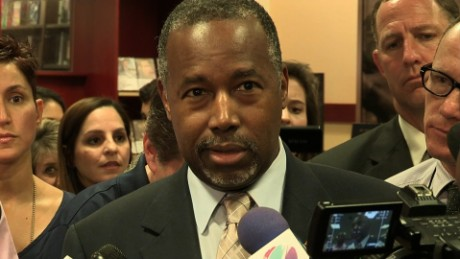 Ben Carson: I'm not going to expose former classmates