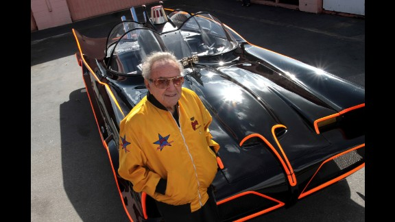 "George Barris, the Batmobile creator whose talent for turning Detroit iron into decked-out automotive fantasies earned him the nickname ""King of the Kustomizers,"" died on November 5. He was 89."