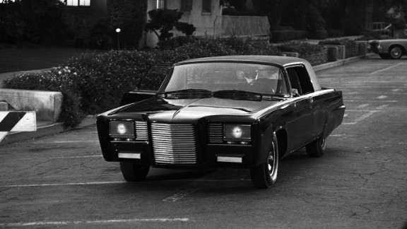 "Much of the work on the Green Hornet's vehicle was done by Barris rival Dean Jeffries, who remade a 1966 Chrysler Imperial into the ""Black Beauty."" According to Barris' website, however, Barris added some touches, including the grille and headlights."