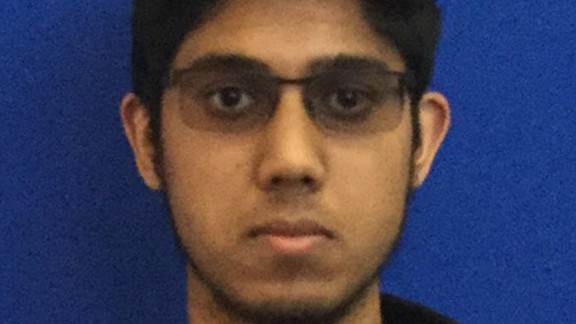 UC Merced freshman Faisal Mohammad, the deceased suspect in the stabbing of four people at the school on Wednesday, November 4.