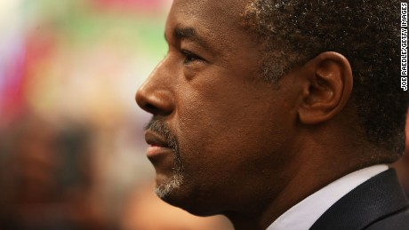 Carson: There is a desperation to tarnish me
