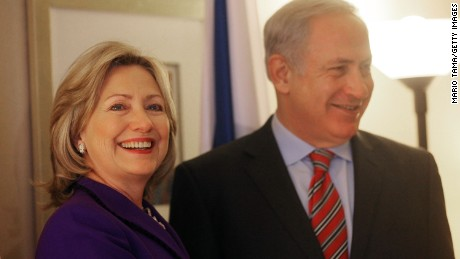 Hillary Clinton's views on Israel win out in DNC platform, for now