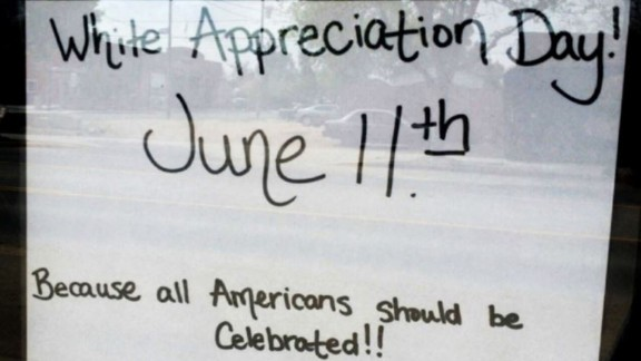 "Edgar Antillon, co-owner of Rubbin' Buttz BBQ and Country Cafe in Milliken, Colorado,  drew criticism for offering a ""White Appreciation Day"" discount on June 11. What started as a joke about how there's no holiday that celebrates ""the white community"" was been misinterpreted as a racially charged promotion, Antillon said."