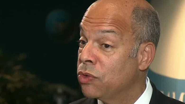 homeland security secretary johnson nr starr intv_00010207