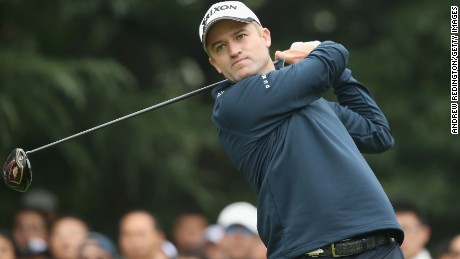 Russell Knox of Scotland showed steely determination to win his first major tournament with a closing 68 in China.
