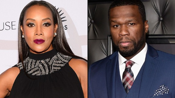 "Actress Vivica A. Fox set it off  when she appeared on Bravo's ""Watch What Happens Live"" and implied to host Andy Cohen that her former love interest 50 Cent might be gay. She went on to say that he's not but that some of his actions gave her pause. The rapper responded with a few profane Instagram posts."