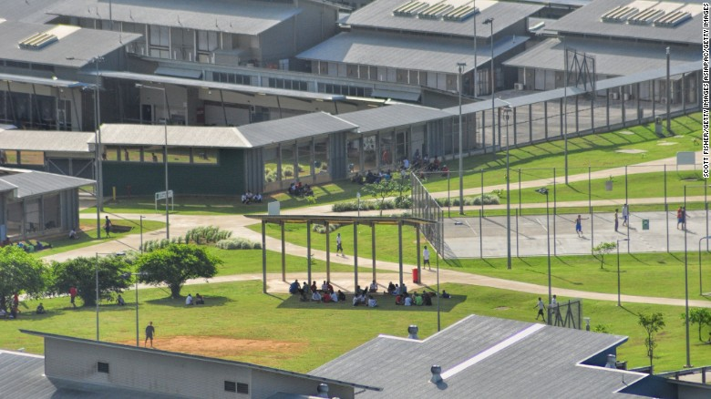 the christmas island immigration detention centre is one of numerous facilities australia uses to detain asylum