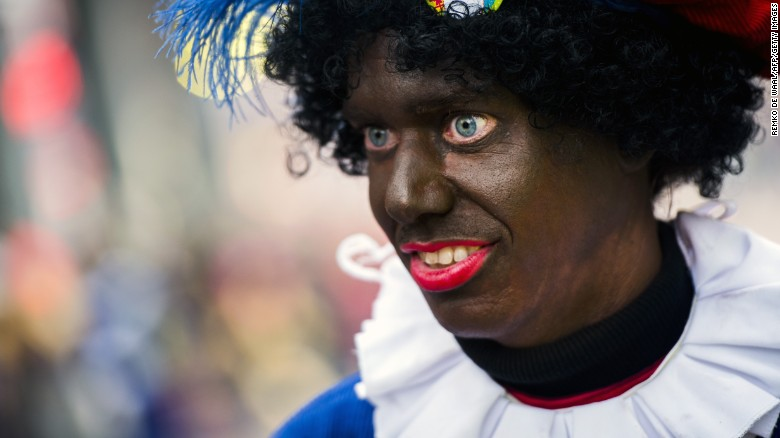 Blackface': Dutch holiday tradition or racism? - CNN