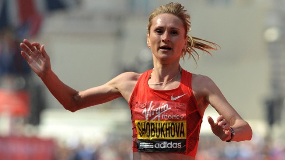 """The report claims Balakhnichev, Melnikov and Papa Massata Diack """"conspired together ... to conceal for more than three years anti-doping violations by an athlete at what appeared to be the highest pinnacle of her sport. All three compounded the vice of what they did by conspiring to extort what were in substance bribes from Shobukhova by acts of blackmail."""""""