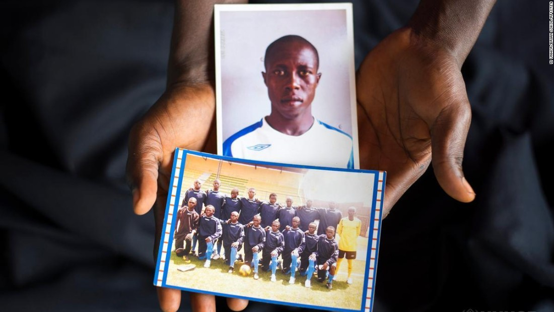 "Now, as president of the soccer team in Mole camp, Gossengha is intent on sharing his knowledge and skills with others. But the camp is taking its toll on his skills.<br /> <br />""I've lost almost two years. I would like to develop my sporting talent, because I don't know when the war will finish. The more I stay here, the more I will lose my talent."""
