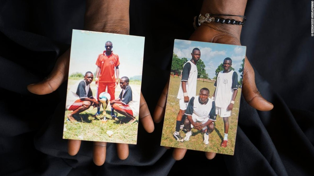 "Now a refugee in Mole camp, Ouagondas doesn't see his refugee status as a barrier to his success.<br /><br />""I want to become like [Liberian soccer player] George Weah. He learned [soccer] in his country but was forced to flee. He continued even if he was a refugee and was selected by famous teams. I want to be like the famous football players I see on TV."""
