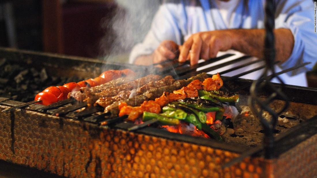 Turkey S Best Kebab Restaurants Cnn Travel