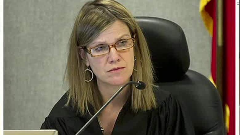 Texas judge left for dead in driveway