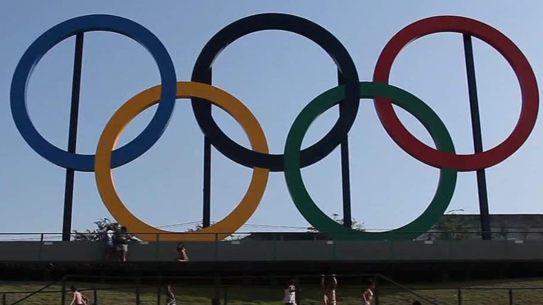 Olympics 2016 Torch Begins Journey To Brazil Cnn