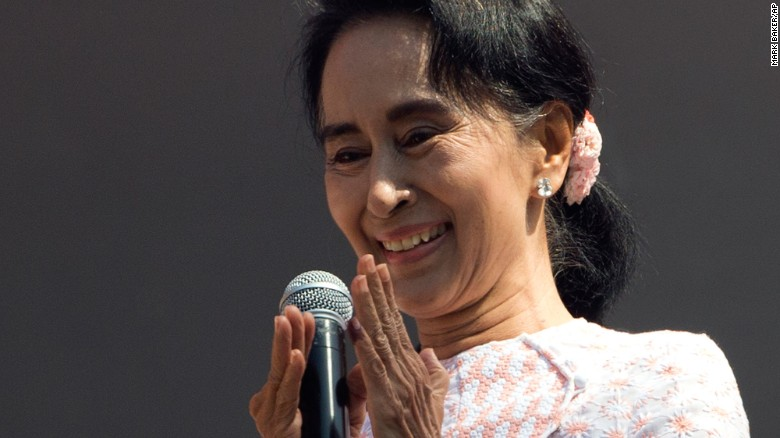 Aung San Suu Kyi wins seat as NLD's margins widen