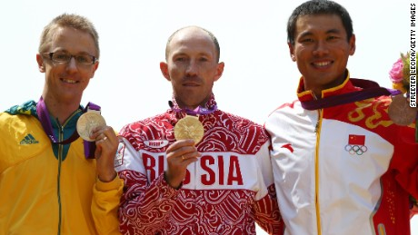 Olympic race walker: Russian doping robbed me of my gold medal
