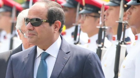 Egypt's leader under scrutiny over handling of security