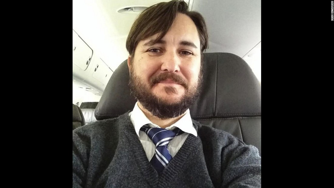 "Actor Wil Wheaton had his best ""Harry Potter"" look on Monday, November 9. ""If my flight gets diverted to Hogwarts, I'm ready to report to my house,"" <a href=""https://www.instagram.com/p/9321LyuqVz/"" target=""_blank"">he joked on Instagram.  </a>"
