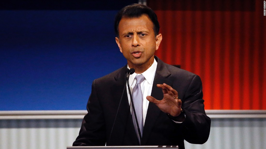 """Are we willing to cut the government economy so we can grow the American economy?"" Jindal asked. ""That is the most fundamental question we've got to answer. We are on the path to socialism right now."""