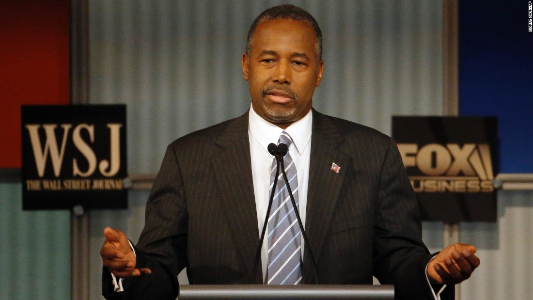 "When Carson was asked about the media investigations into his biographical story, he started with a well-received quip. ""Thank you for not asking me what I said in the 10th grade, I appreciate it,"" Carson said. ""The fact of the matter is, you know, what? We should vet all candidates. I have no problem with being vetted. What I do have a problem with is being lied about and then putting that out there as truth."""