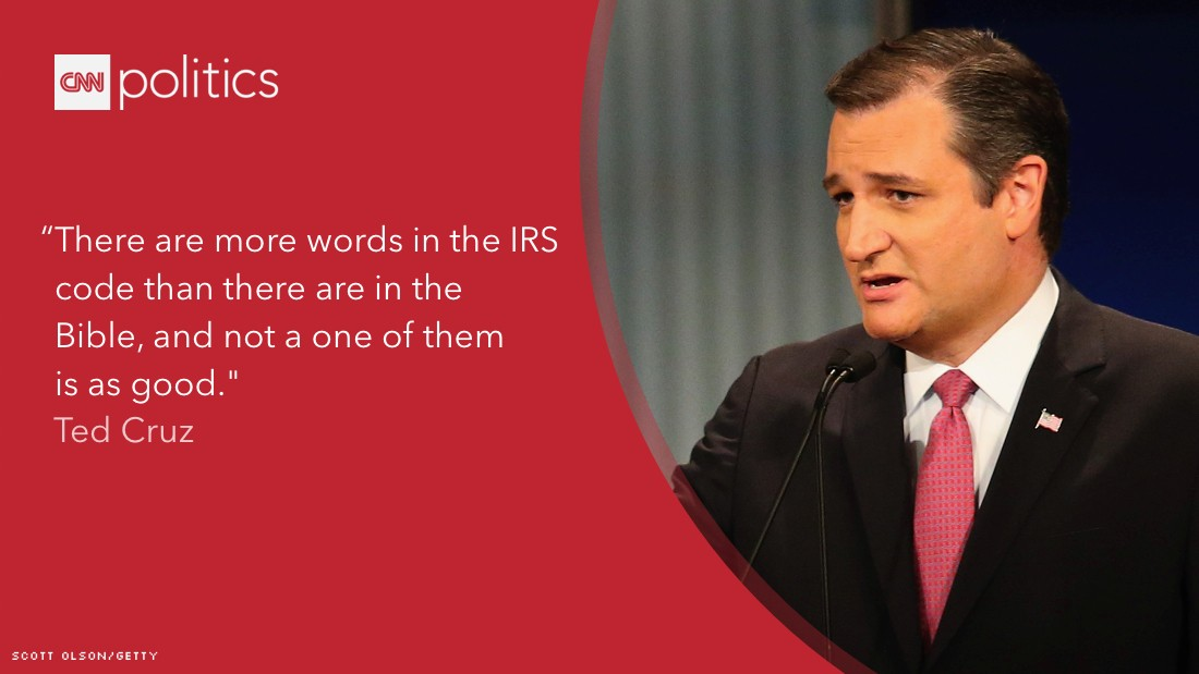 ted cruz quote graphic