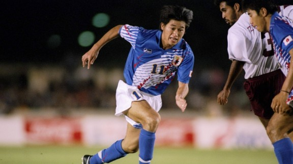 Miura scored 55 goals in 89 appearances for Japan, before announcing his international retirement in 2000. His 14 goals during the qualifying campaign for the 1998 World Cup helped steer Japan towards their first finals in the country's history.