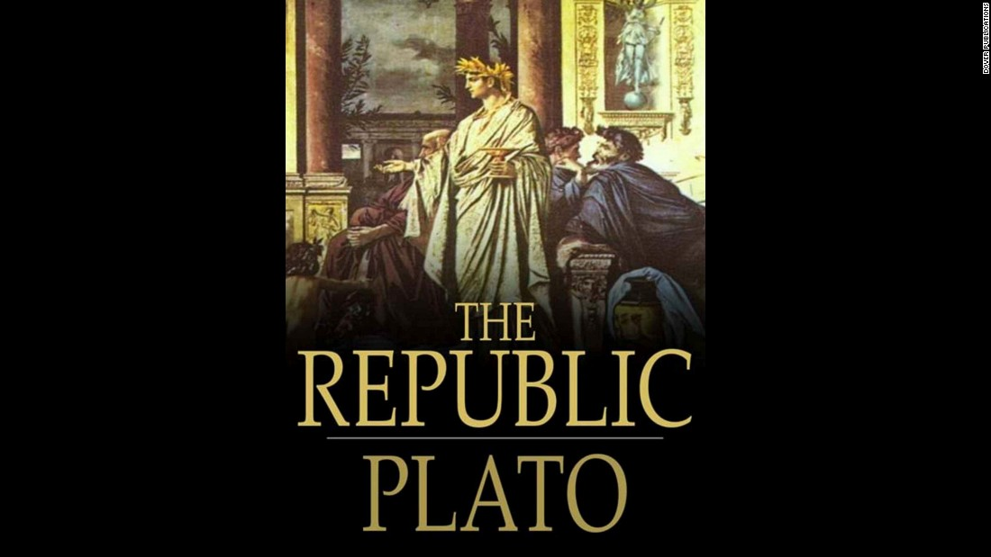 "Plato's ""The Republic"" is a widely read dialogue known to spark philosophical discussion about justice, government and the ideal state.<br />"