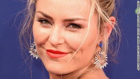 Lindsey Vonn: U.S skiing's pinup girl 'still self-conscious'