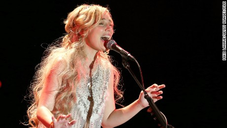 Clare Bowen recently got a pixie cut and offered an explanation for her new look on Facebook.