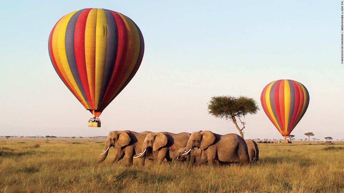 10 amazing luxury travel experiences for 2016 | CNN Travel